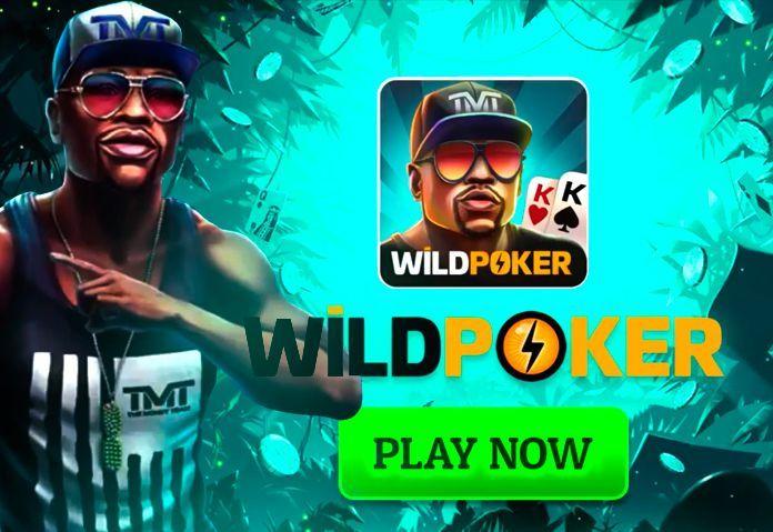 Непобедимый Флойд Мейвезер стал лицом и официально представил игру «Дикий Покер».  #NewsOfGambling #Новости_покера #Новости #Мейвезер #Игра #Покер #NoG