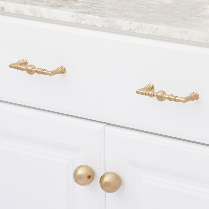 Fresh Champagne Bronze Cabinet Hardware