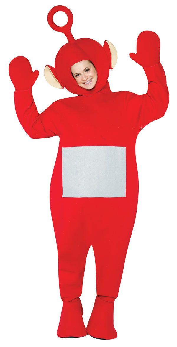 Adult Po TeleTubbies Costume - TeleTubbies Costumes