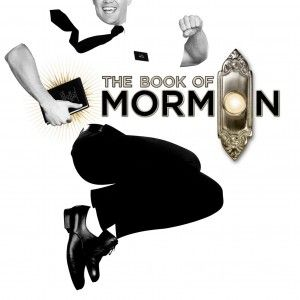 The Book of Mormon playing at the Eugene O'Neill Theater, NYC