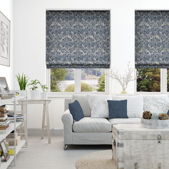 Best Blue Roman Blinds Ideas On Pinterest Bedroom Roman - Roman blinds