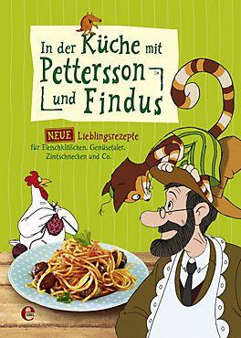 Stunning In der K che mit Pettersson und Findus Buch kaufen Jokers de