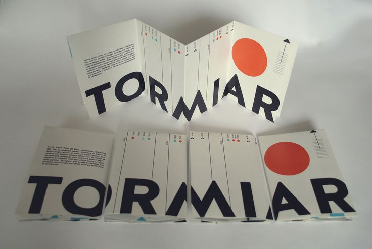 TORMIAR. Festiwal of Architecture and Design Visual Identity by Karolina Ryfka