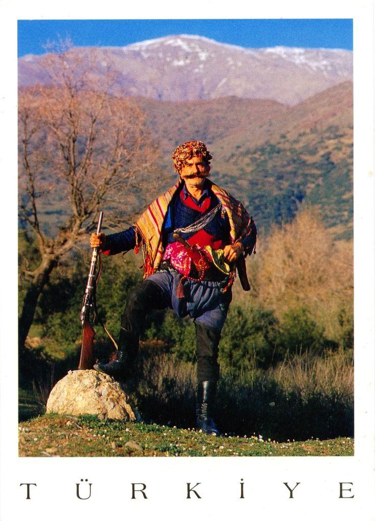 TURKEY (Aegean Region) - A zeibek from the Aegean Region