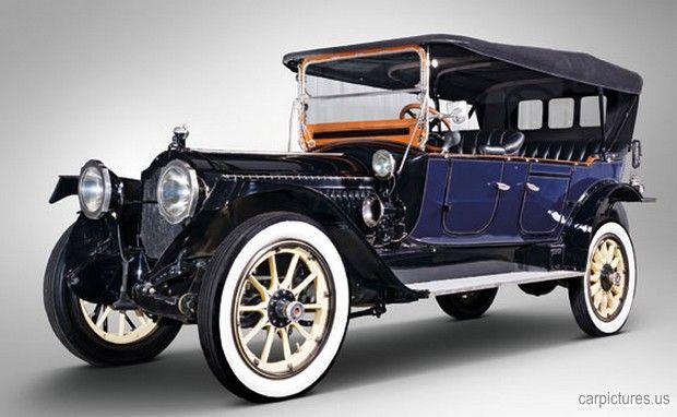 1914 Packard Model 4-48 Five-Passenger Touring