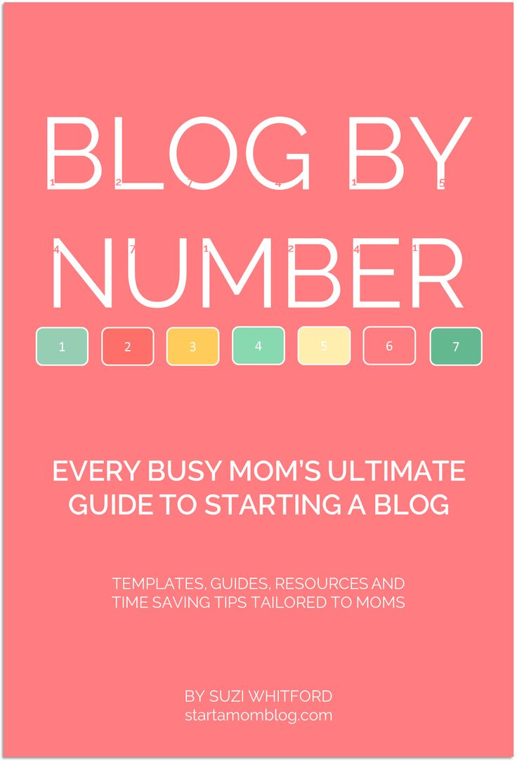 Thinking about starting a blog? This step-by-step guide is filled with resources to help you get started! (affiliate link)