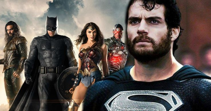 Superman's Black Suit Revealed in New Justice League Video? -- Blink and you may miss what looks to be the first reveal of Superman's black costume in a new Justice League behind-the-scenes video shared by Zack Snyder. -- http://movieweb.com/superman-black-suit-justice-league-video/