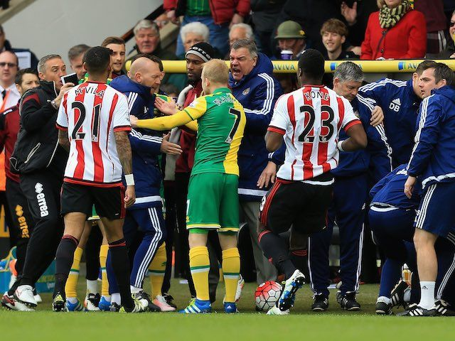 Norwich City, Sunderland fined £30k by Football Association