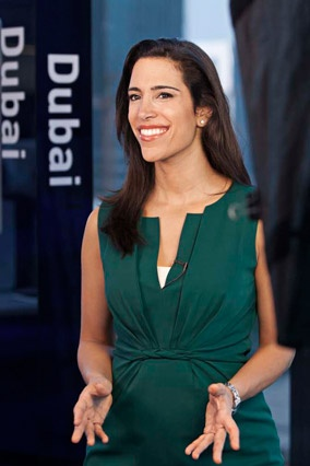 Lara Setrakian, the 29-year-old Middle East reporter for Bloomberg Television and ABC News. #larasetrakian #twenty2thirty