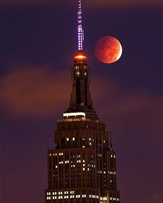See a spectacular super blue moon over New York tonight. It will also coincide with a lunar eclipse, making it an unmissable evening. The moon will set in the west-northwest portion of the sky, so if you're heading out to see it, be sure to have a clear view of the horizon in that direction. A rooftop is a good bet, as is any stretch in Manhattan along the Hudson River that has a view unobstructed by buildings in New Jersey. If you simply don't feel like getting out of bed before 7am, NASA…