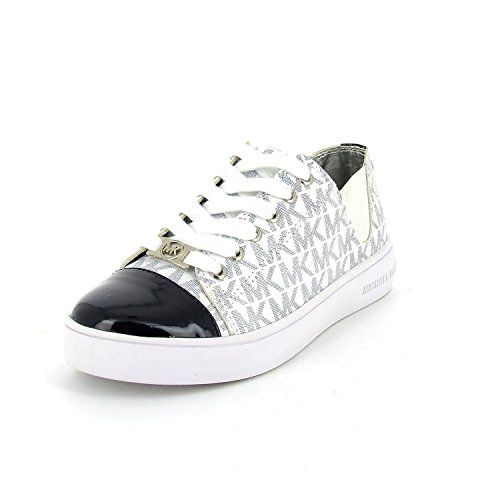 Michael Kors Mädchen Sneaker ivy donna Textil - http://on-line-kaufen.de/michael-kors/michael-kors-maedchen-sneaker-ivy-donna-textil