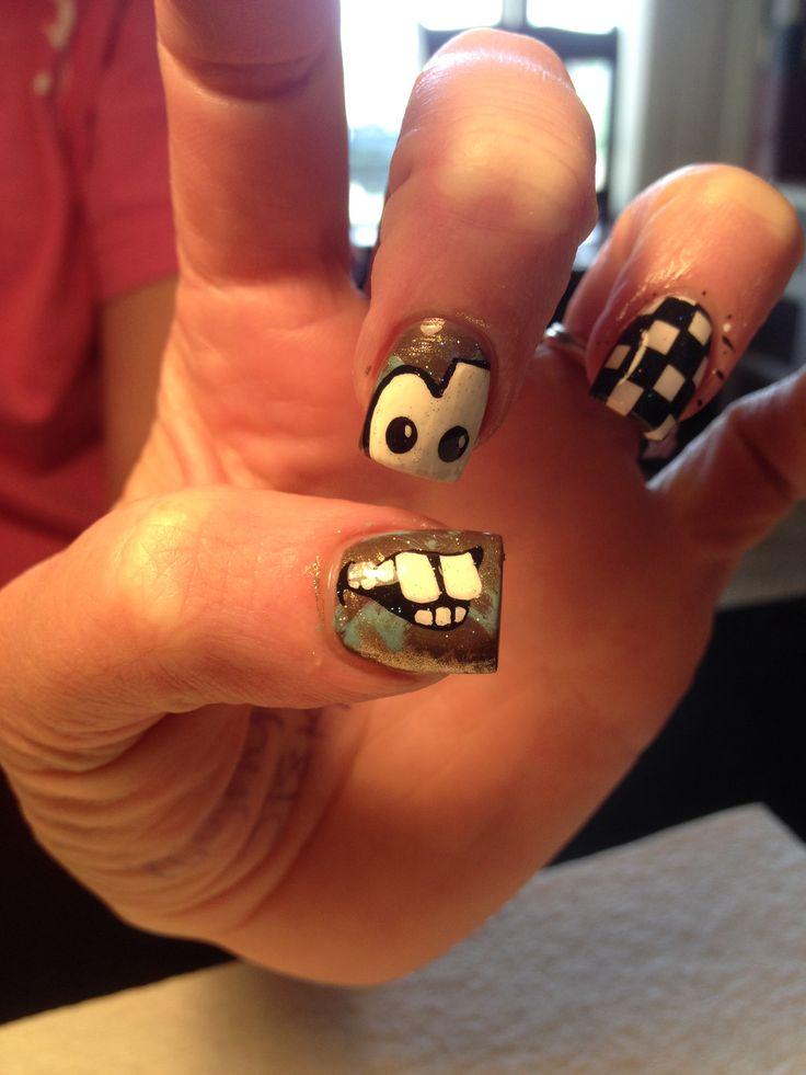redneck nailz nail art