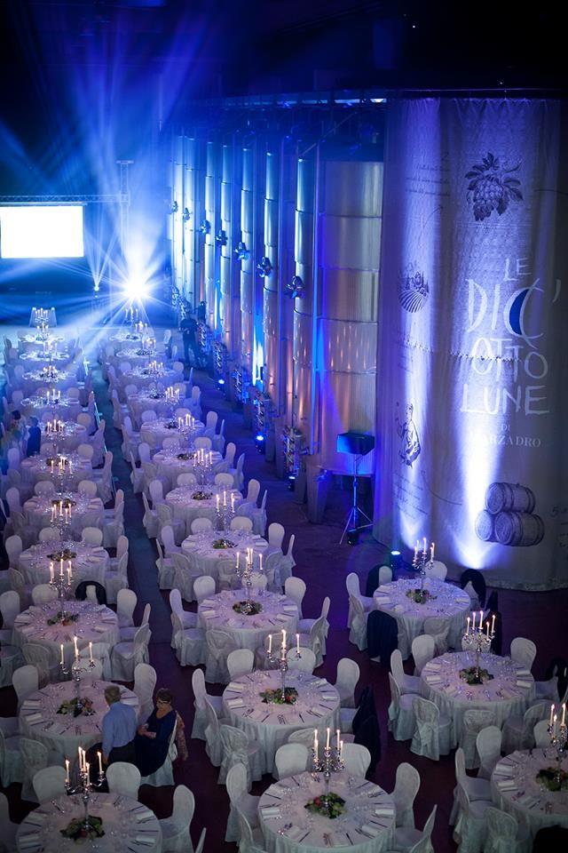 Cena di gala in Distilleria!