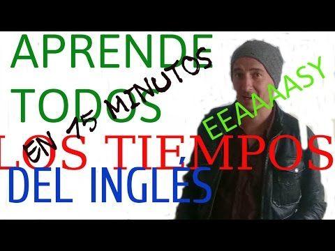 como aprender 2000 palabras en inglés en 5 mins - YouTube