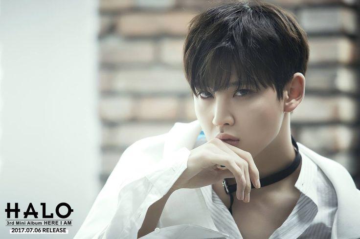 halo here i am, halo kpop profile, halo 2017 comeback, halo here i am teaser photo