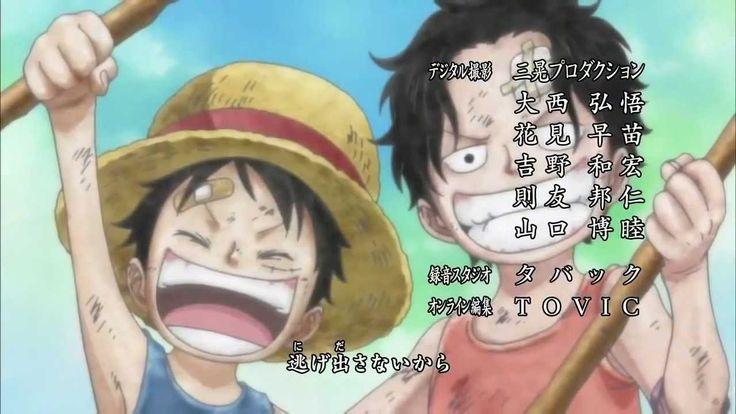 One Piece Openings 1-17 [HD]