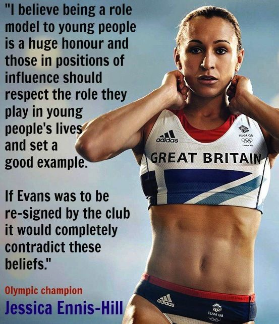 Jessica Ennis-Hill has announced she wants her name removed from a stand a Sheffield United's stadium if the team signs the convicted rapist Ched Evans.