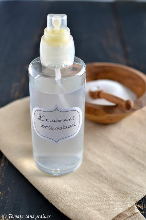 Mon déodorant est à base de bicarbonate de soude. Alors, oui, je sais, vous allez me dire que je ne vous apprends rien et que le bicarbonate de soude pour pallier aux odeurs de nos charmantes aisselles, c'est du déjà vu.
