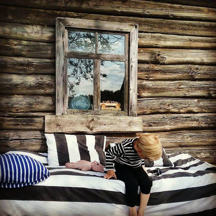 Lasten pyjama, musta/ hiekka