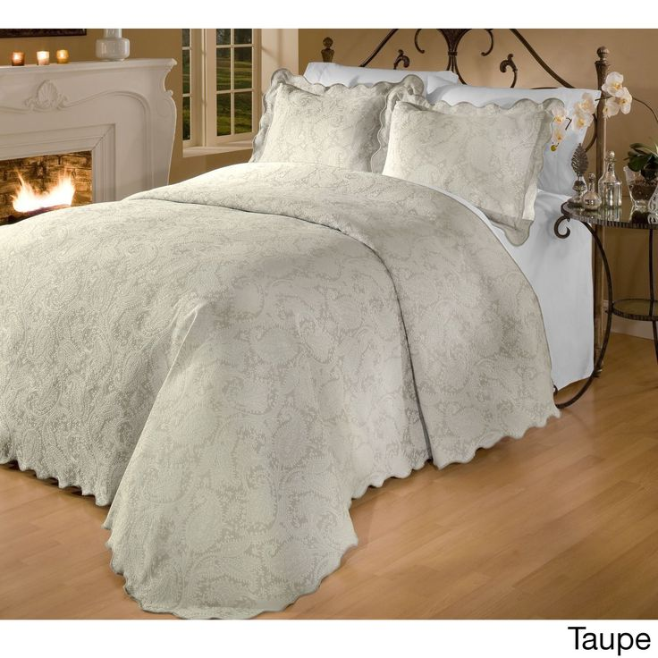 22 Best Images About Home: Bedroom: Linens {bedspreads