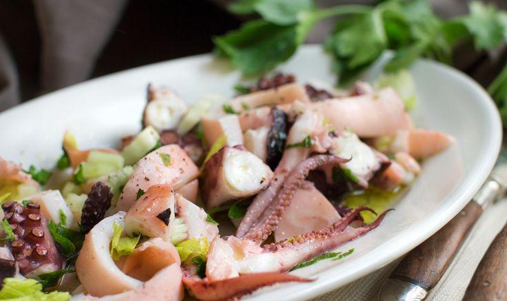 Come preparare l'insalata di mare e 5 errori da evitare