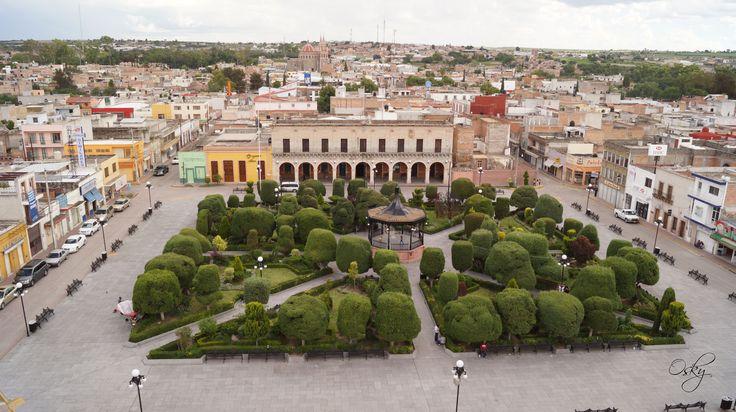 Encarnación de Díaz, Jalisco. Pueblo Maravilloso. Hogar de mi familia.