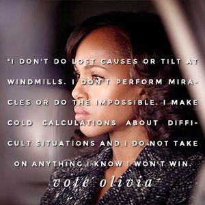 best olivia pope quotes - Google Search