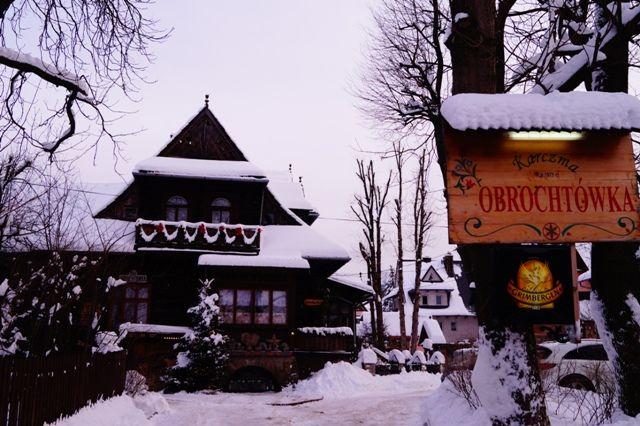 Eine sehr gutte Gaststätte in Zakopane. Nach der Stadtführung lohnt sich da einzukehren. Ausprobiert, sehr gur, einwandfrei.  #zakopane #polen #poland #travel #essen