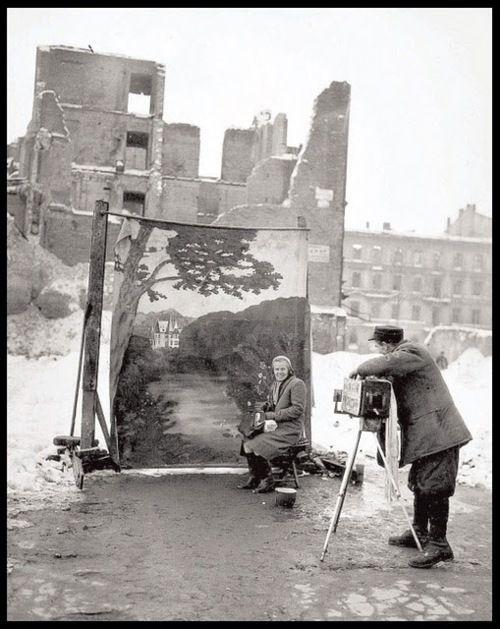Michael Nash, Warsaw, 1946    (grofjardanhazy)