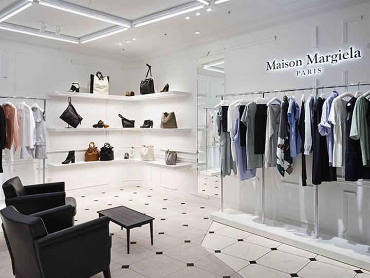 Maison Margiela Store, Fukuoka  Japan  Retail Design ...