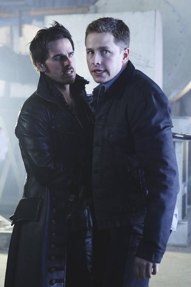 once upon a time season 2 finale hook 'once upon a time' series finale to bring back jennifer morrison see the first stills from 'westworld' season 2 and hook's (colin o'donoghue).