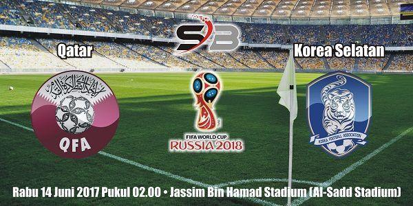 Prediksi Bola Qatar vs Korea Selatan 14 Juni 2017