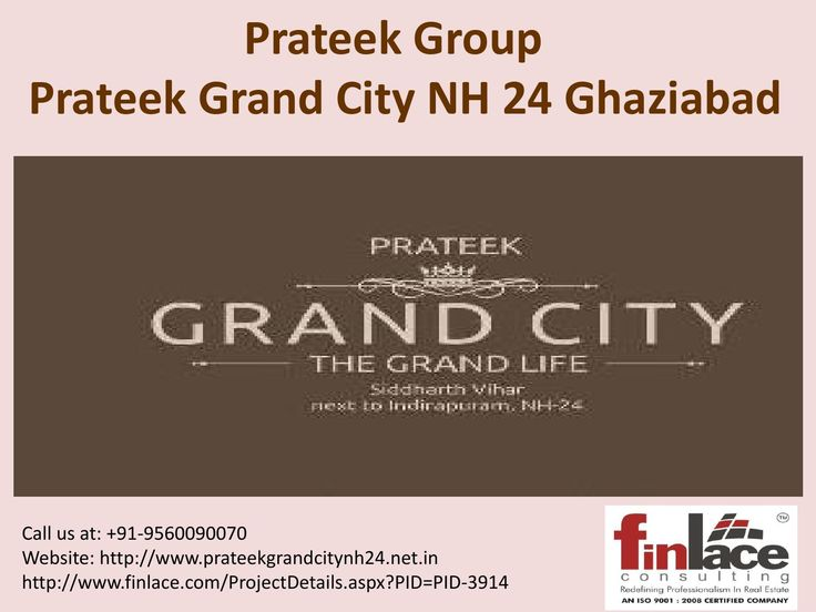 Prateek Grand City nh24 Siddharth vihar is a excellent residential project at Ghaziabad. Prateek Grand city offers a new lifestyle at an affordable rates. http://www.prateekgrandcitynh24.net.in/