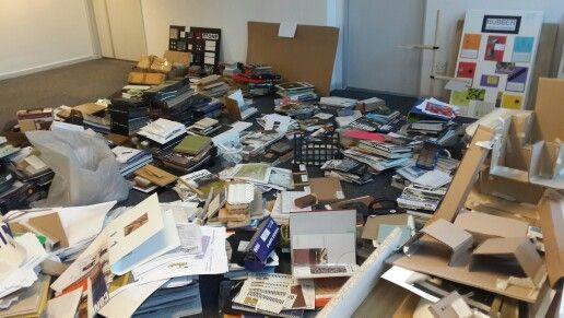 Organising the mess!!