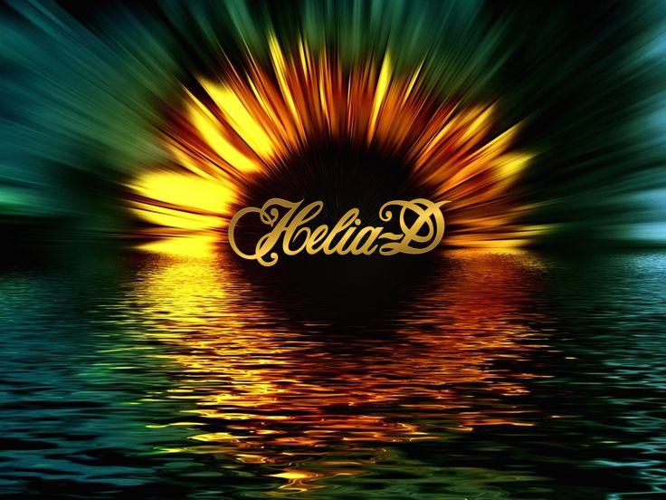 Die Sonne belebt dein Leben, Helia-D belebt deine Schönheit...