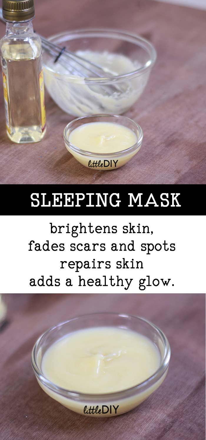 SLEEPING MASK TO WAKE UP TO GLOWING SKIN
