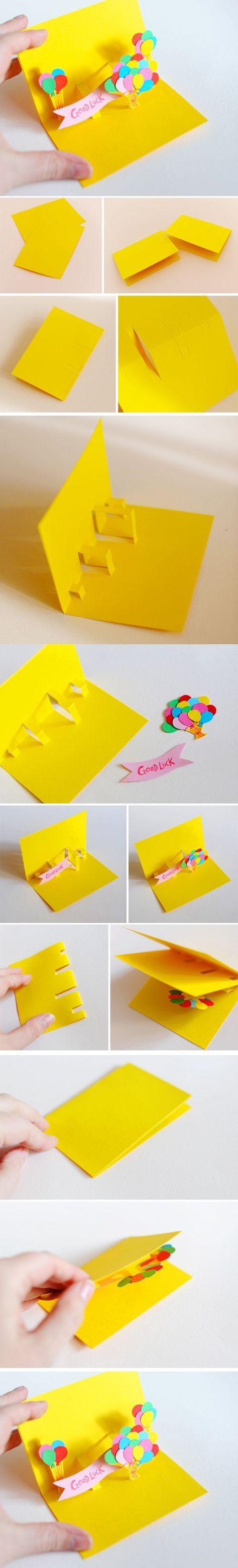 5 DIY Happy Birthday Cards