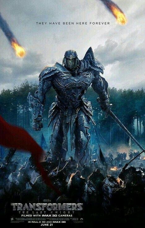 Transformers o Ultimo Cavaleiro
