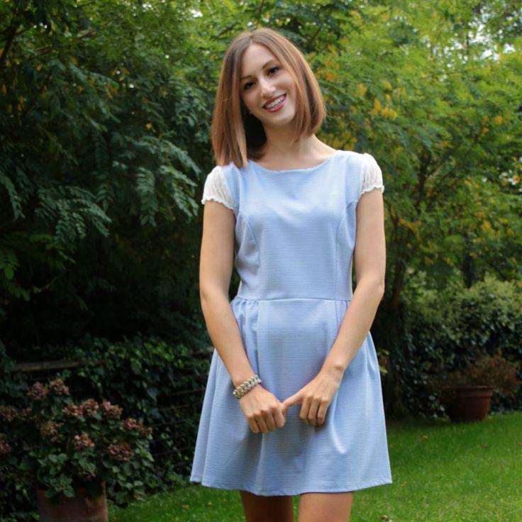 Alessia Lattementa: September blue
