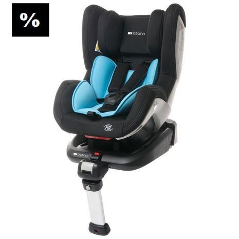 Accesorii bebelusi :: Scaune auto :: Scaune auto 0-18 kg :: Scaun auto FOX Isofix 0-18kg. BEJ BooBoo Osann