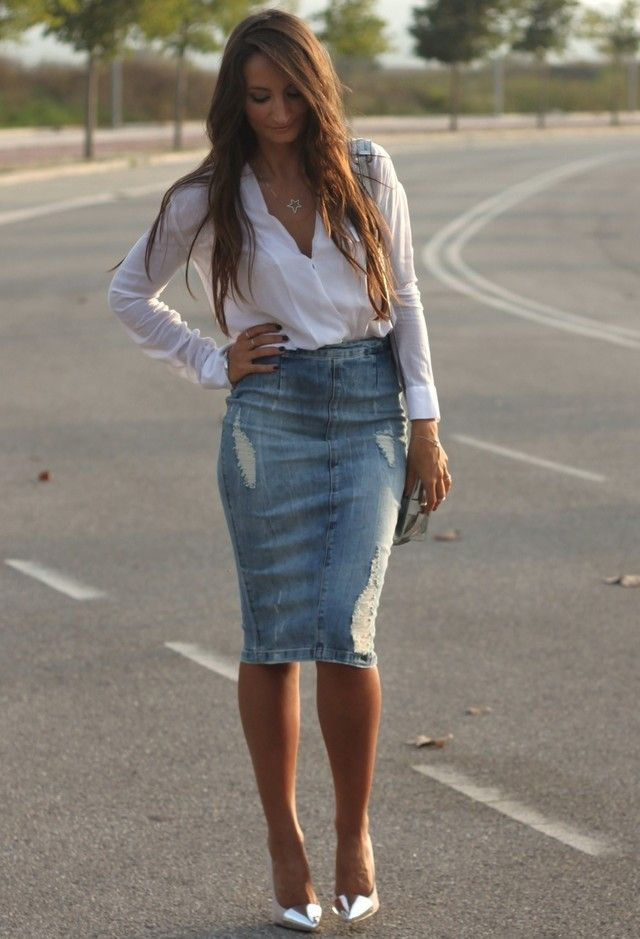 21 best Denim images on Pinterest