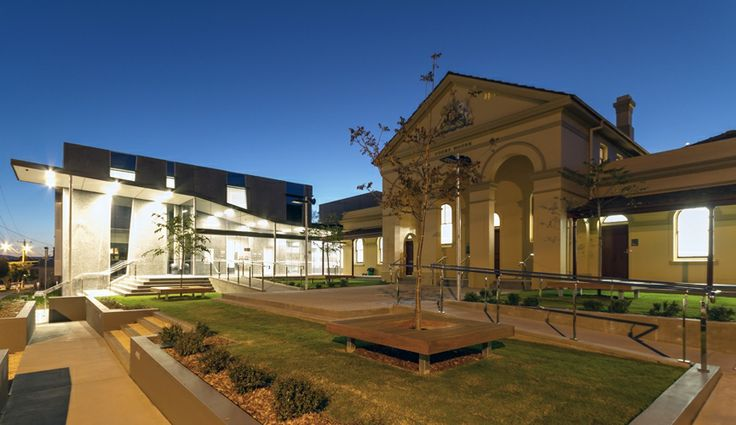 Taree Courthouse, Taree, Australia