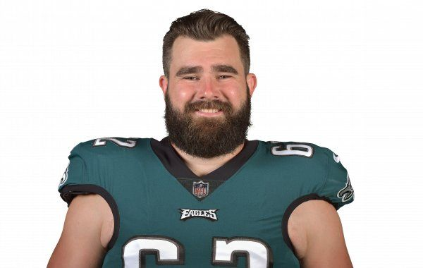 nice Jason Kelce Currently Ranked #1 Center on PFF
