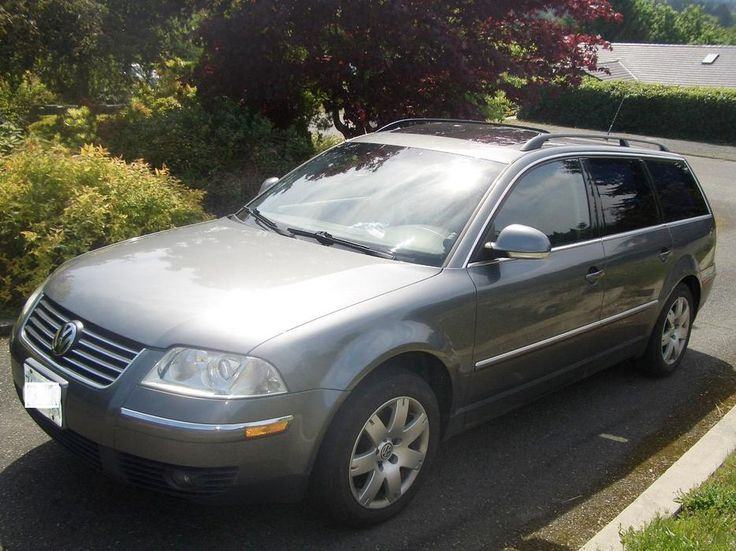 $13,450 · 2005 VW Passat TDI ~ Converted Veggie oil Wagon