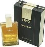 Fendi Theorema by Fendi for Women. 3.4 Oz Eau De Perfume Spray - Eau de Parfum