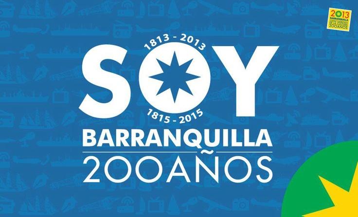 100% Orgulloso #Barranquilla