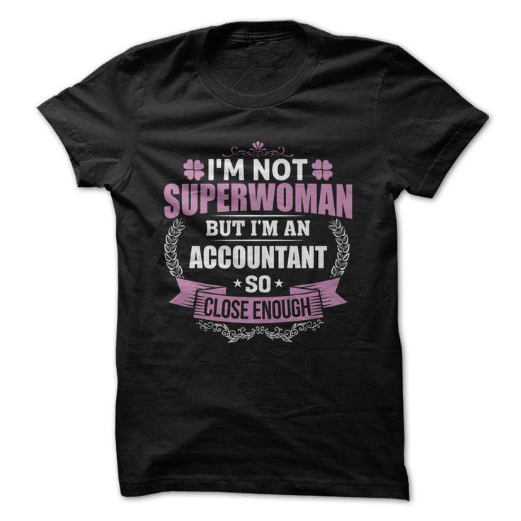 Iu0027m Not Superwoman But Iu0027m an Accountant