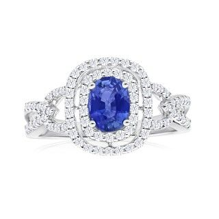 Ring, engagement ring, sapphire and diamonds set ring, online jewellery, gold, grahams jewellers