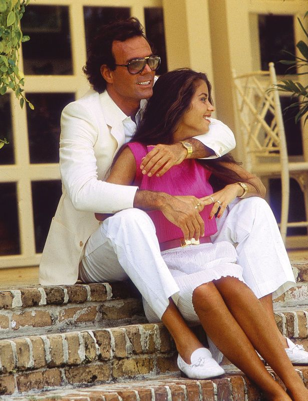 julio iglesias and miranda - Google Search