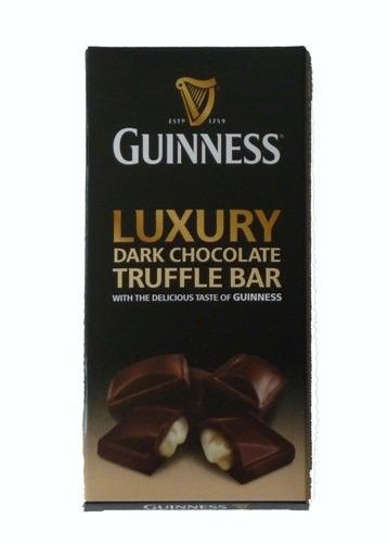 Guinness Luxury Dark Chocolate Truffle Bar (90g)